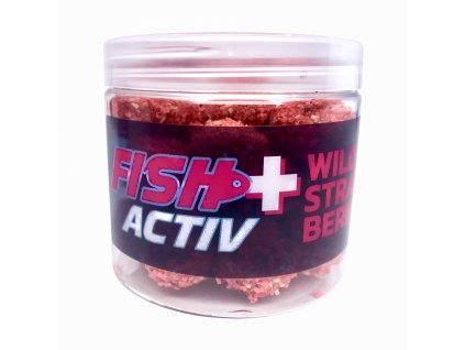 FISH ACTIV PLUS WILD STRAWBERRY