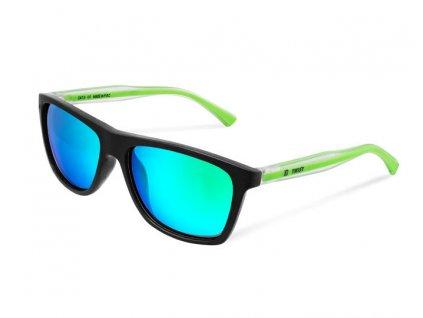 Delphin SG TWIST zelená skla