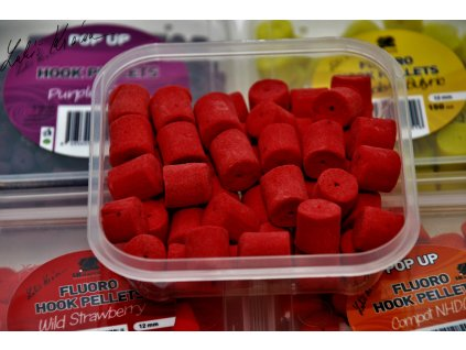 Hook Pellets Wild Strawberry