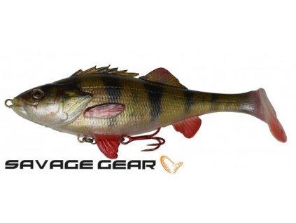 4D Perch Shad 12.5cm 23g SS 01 Perch