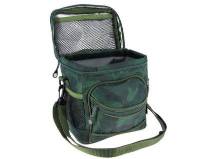 NGT XPR DAPPLE CAMO COOLER BAG 4