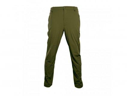 Kalhoty APEarel Dropback Heavyweight Trousers Green