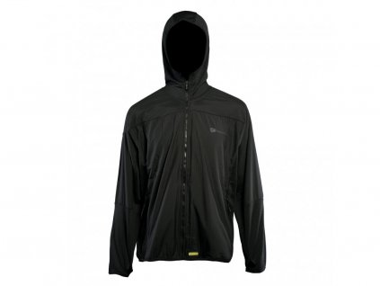 APEarel Dropback Lightweight Zip Jacket Black