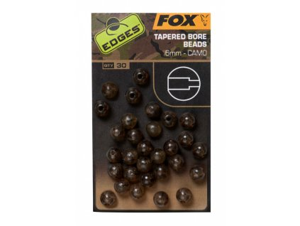 Camo Tapered Bore Beads