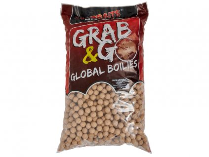 Starbaits Boilie Global Squid & Octopus 20mm 10kg