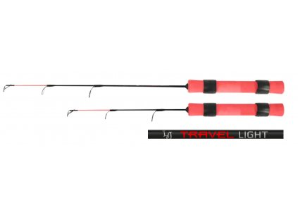 ELESCOPIC ICE FISHING RODS TRAVEL LIGHT