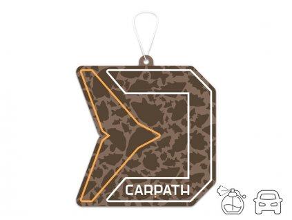 Vůně do auta Delphin CARPATH