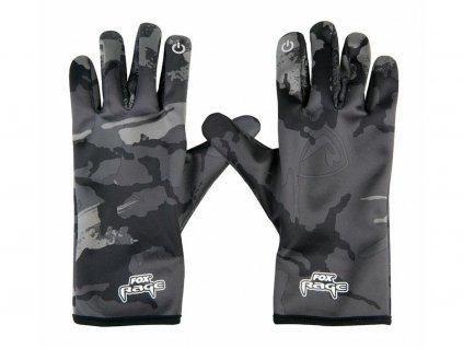 Rage Thermal Gloves Medium