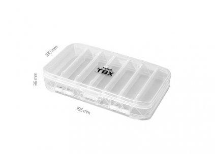 Krabice Delphin TBX Duo 195 14P
