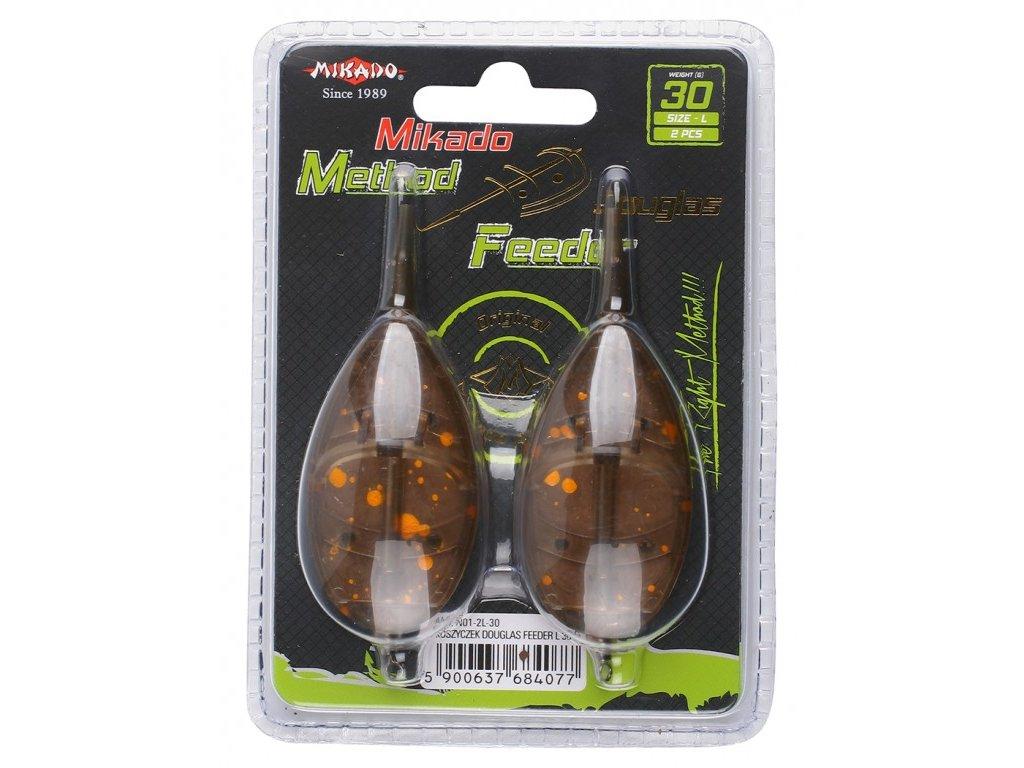 Krmítko - METHOD FEEDER DOUGLAS L 70 g - 2 ks