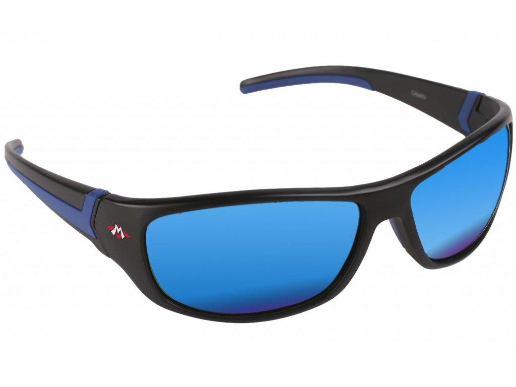 Polarizační brýle - 7516 BLUE/VIOLET (modro/fialová skla)