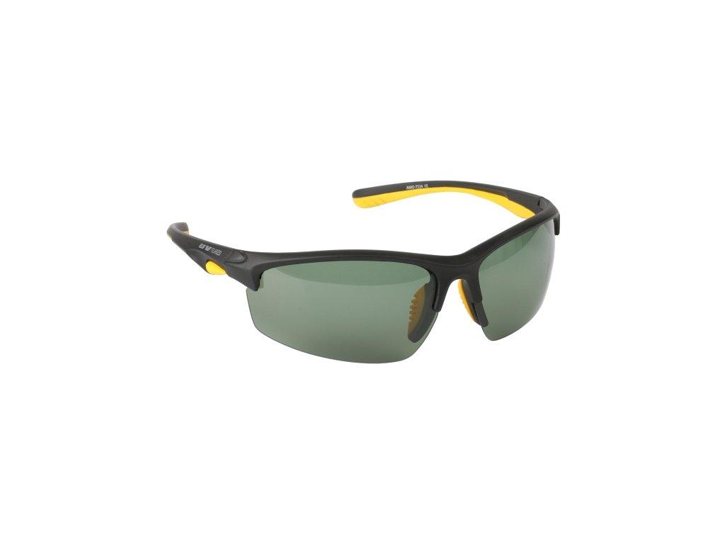 Polarizační brýle - 7524 GREEN (zelená skla)
