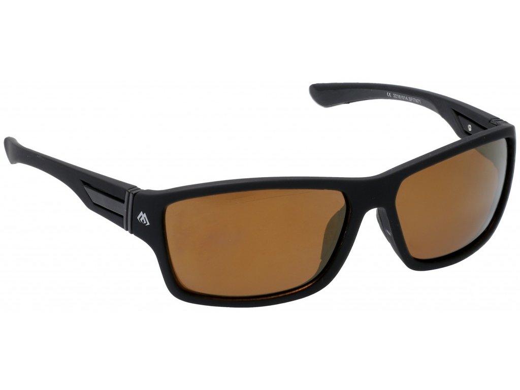 Polarizační brýle - 7587 / BROWN
