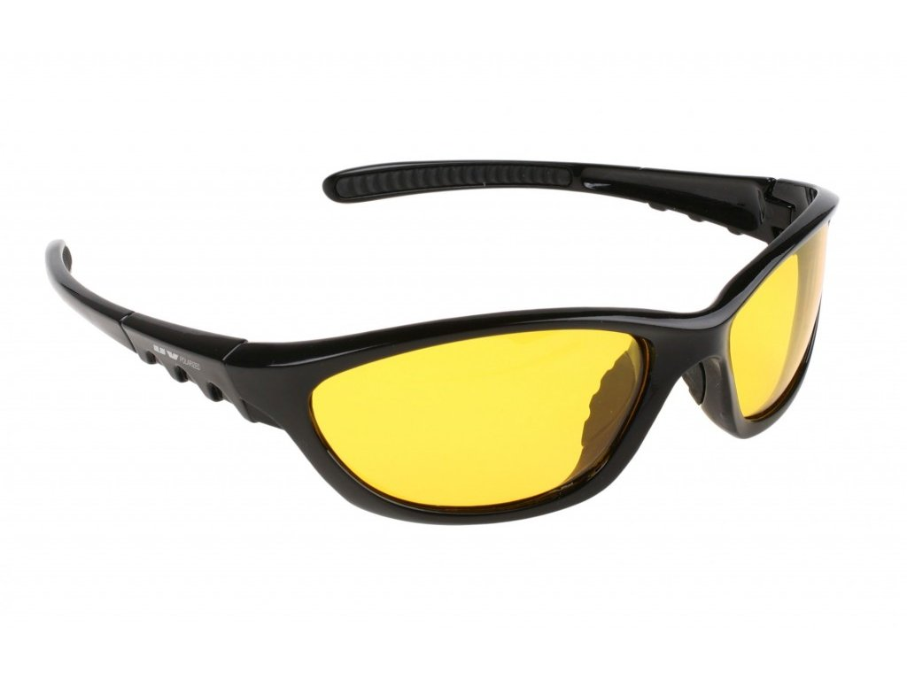 Rozjasňující brýle - 81901 / YELLOW (žlutá skla)