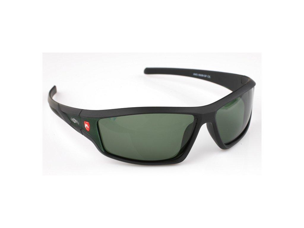 Polarizační brýle - 86006 / GREEN (zelená skla)