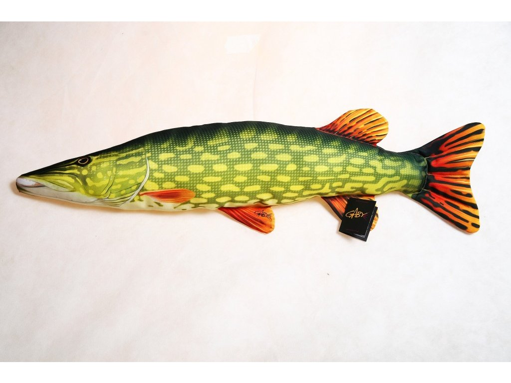 Štika obecná  - 80 cm polštářek
