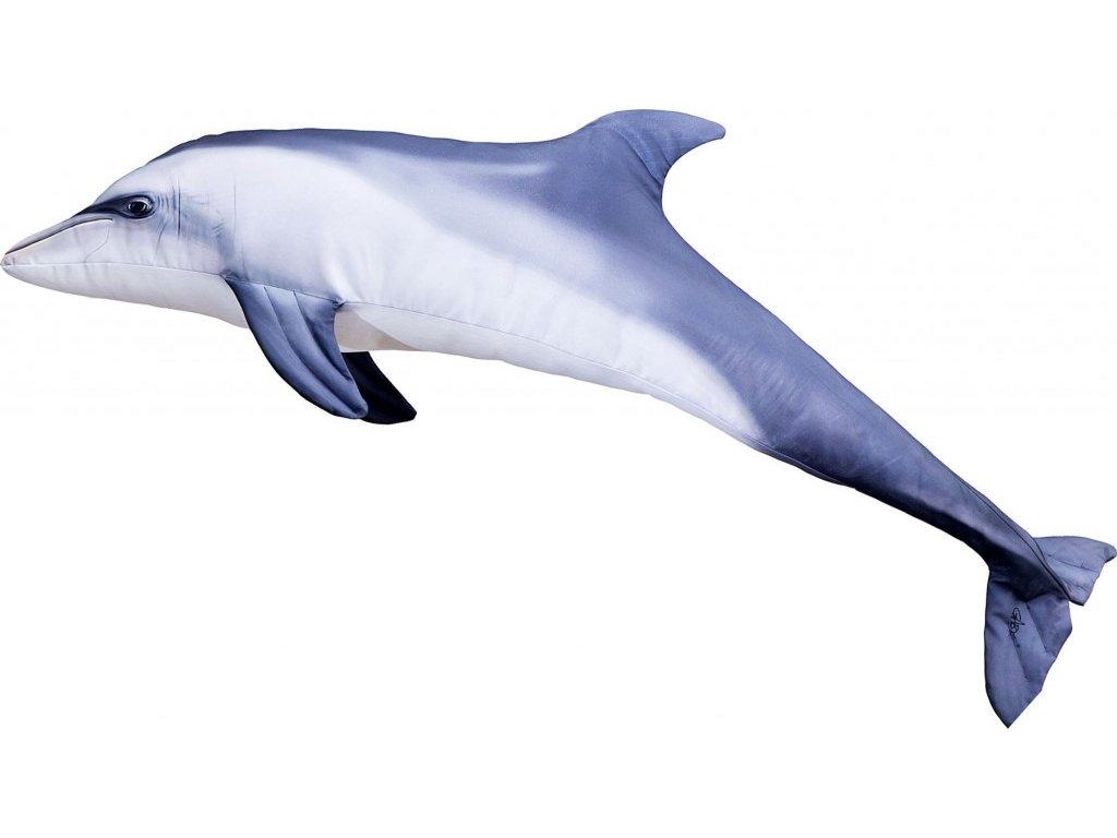 Delfín skákavý mini - 55 cm polštářek