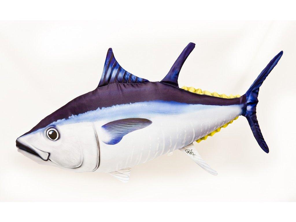 Tuňák - 66 cm polštářek