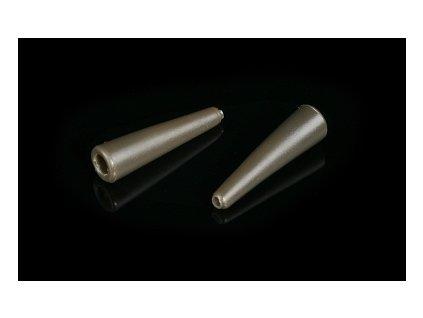 RUBBER SLEEVE 3 / 6 mm – GRAY-GREEN – pcs.10