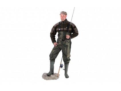 Brodící kalhoty - Prsačky 01 vel. 41