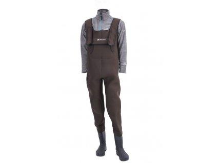 Brodící neoprénové kalhoty - Prsačky N02 vel. 44