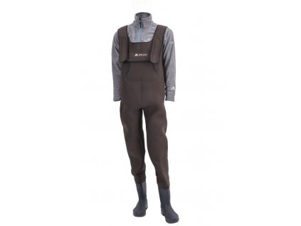 Brodící neoprénové kalhoty - Prsačky N02 vel. 45