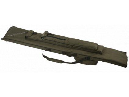Obal na kaprové pruty 4+4 CAPAX 195 cm / 12FT / 1 komora