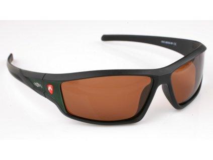 Polarizační brýle - 86006 / BROWN (hnědá skla)