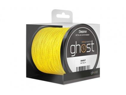 Delphin GHOST 4+1 / žlutá