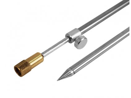 Vidlička ocelová se závitem