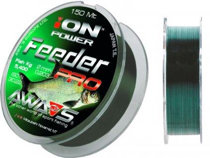 ion power feeder pro 150m vo bal 10ks