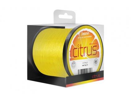 Delphin CITRUS / žlutý