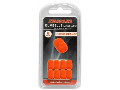 Dumbells (plovoucí nástraha) 8ks Dumbells (plovoucí nástraha) 8ks - STARBAITS