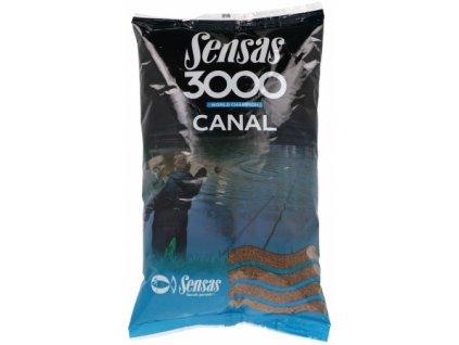 3000 Canal (kanál) 1kg Krmení 3000 Canal (kanál) 1kg