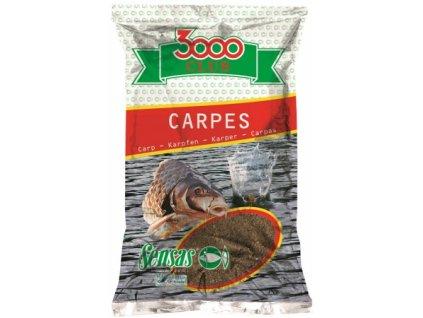 Sensas krmení 3000 Club Carpes (kapr) 1kg