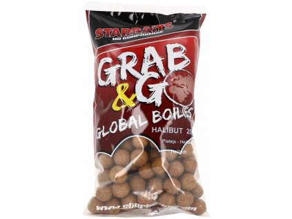 Global Boilies HALIBUT 20mm 1kg