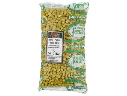 Kukuřičné pelety Baby Corn 1kg Kukuřičné pelety Baby Corn 1kg