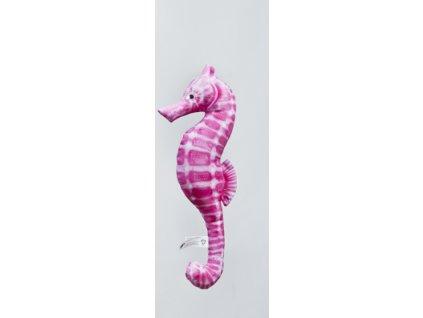 Mořský koník  mini - Růžový - 40 cm poštářek