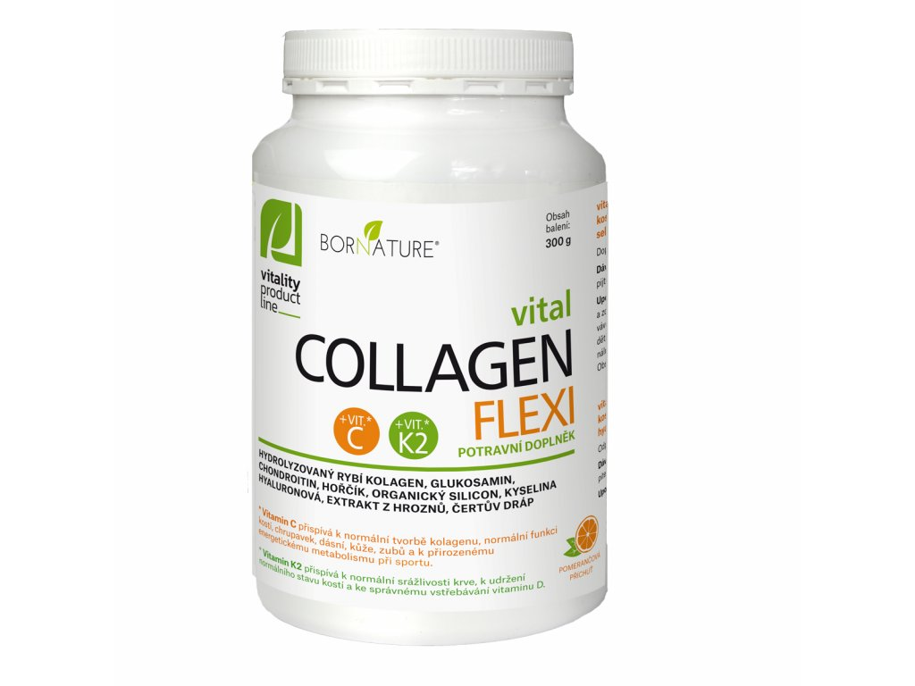 collagen flexi + C+K2