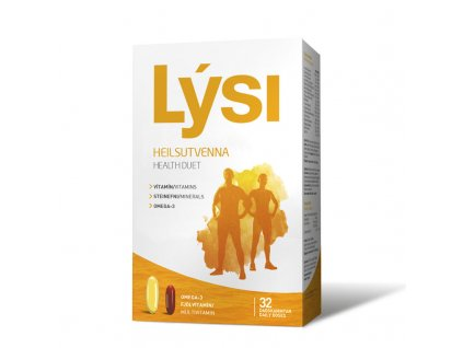 LYSI Health duet for 32 daysHealth duet for 32 days