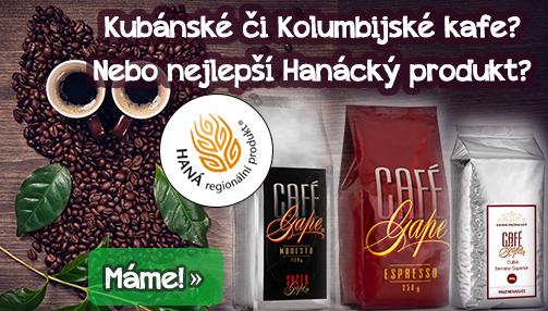 Prémiová káva z České pražírny