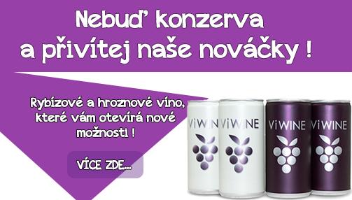 ViWine - víno v konzervě