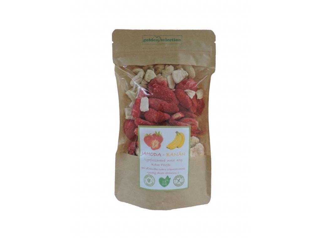 Lyofilizované ovoce (sušené mrazem)