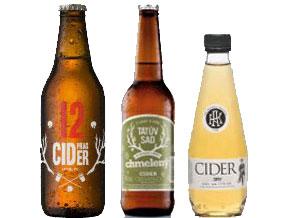 Cidery a pivní speciály