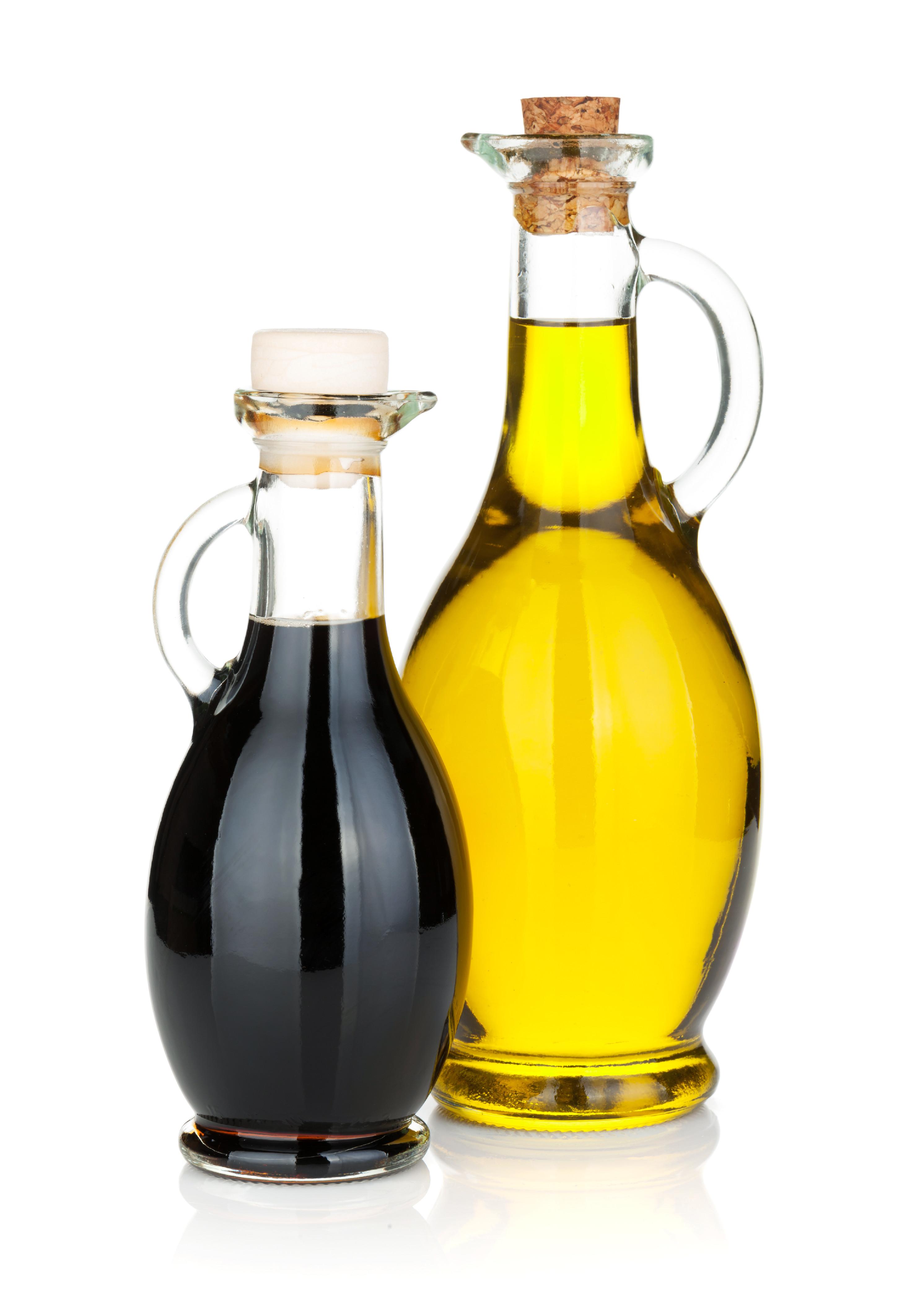 Olivový olej a balsamico