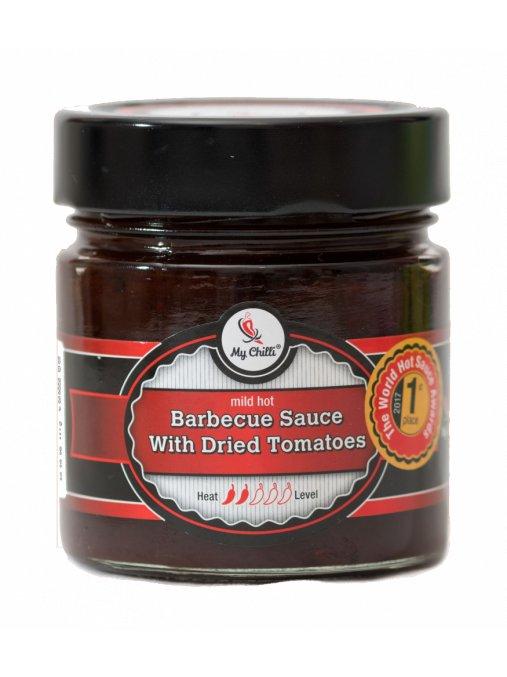 Barbecue sauce with dried tomatoes  Barbecue omáčka se sušenými rajčaty