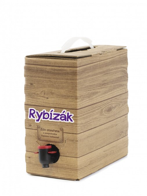 Bedna plná Rybízáku 3l  Bag in box - 3l