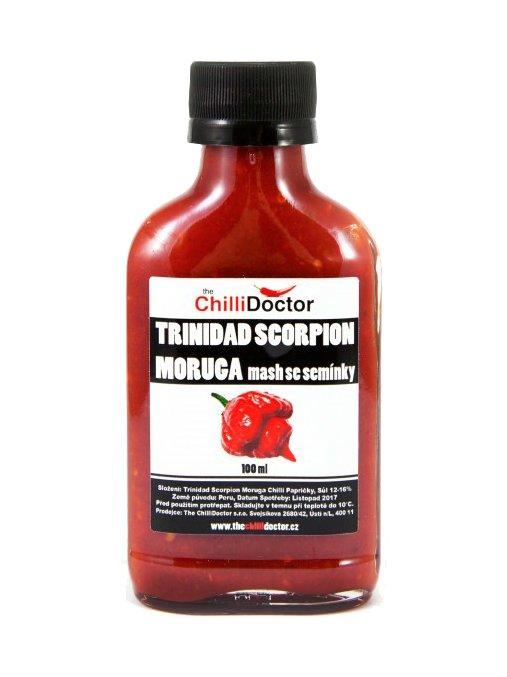 trinidad scorpion moruga mash