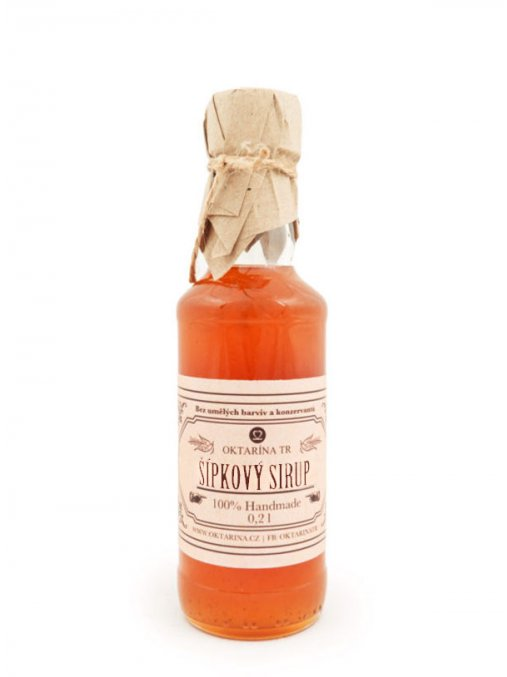 sipkovy sirup 200ml scaled