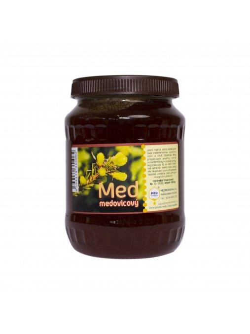 1832 11) medovicovy med, standardni baleni 950g